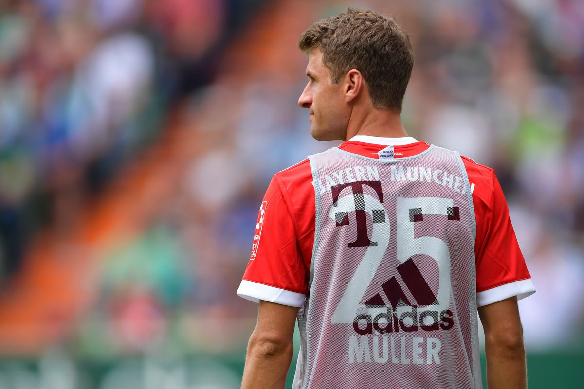 What about Thomas Müller?' Support pours in for Bayern