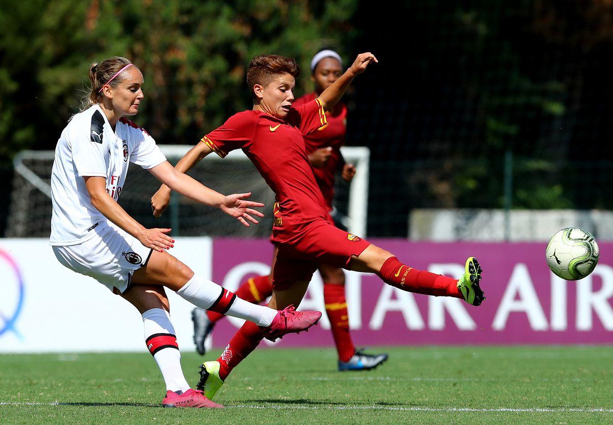 AS Roma v AC Milan - Serie A Women's