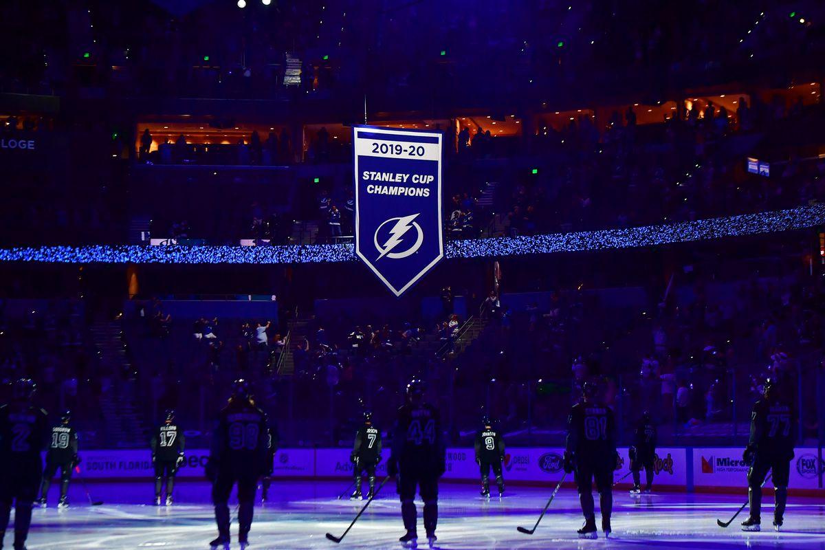 Nashville Predators v Tampa Bay Lightning