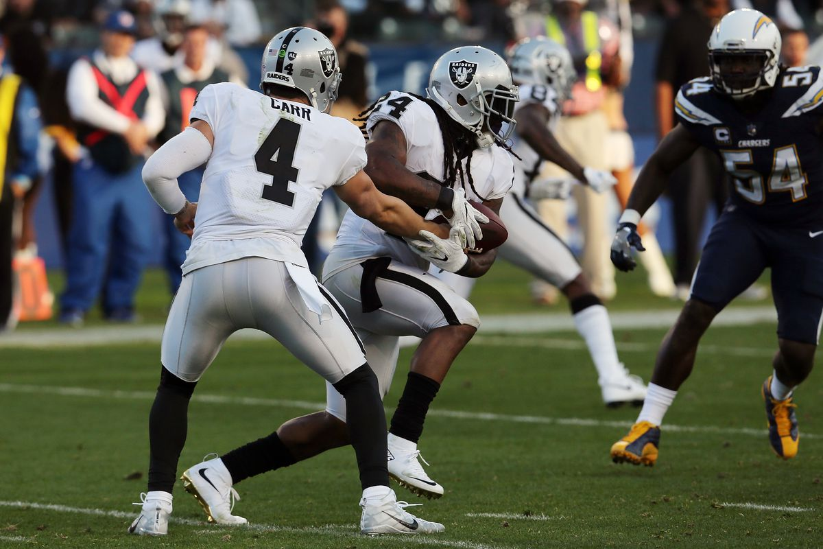 6c857ee8 2018 NFL Week 5 Raiders vs. Chargers game time open thread - Silver ...