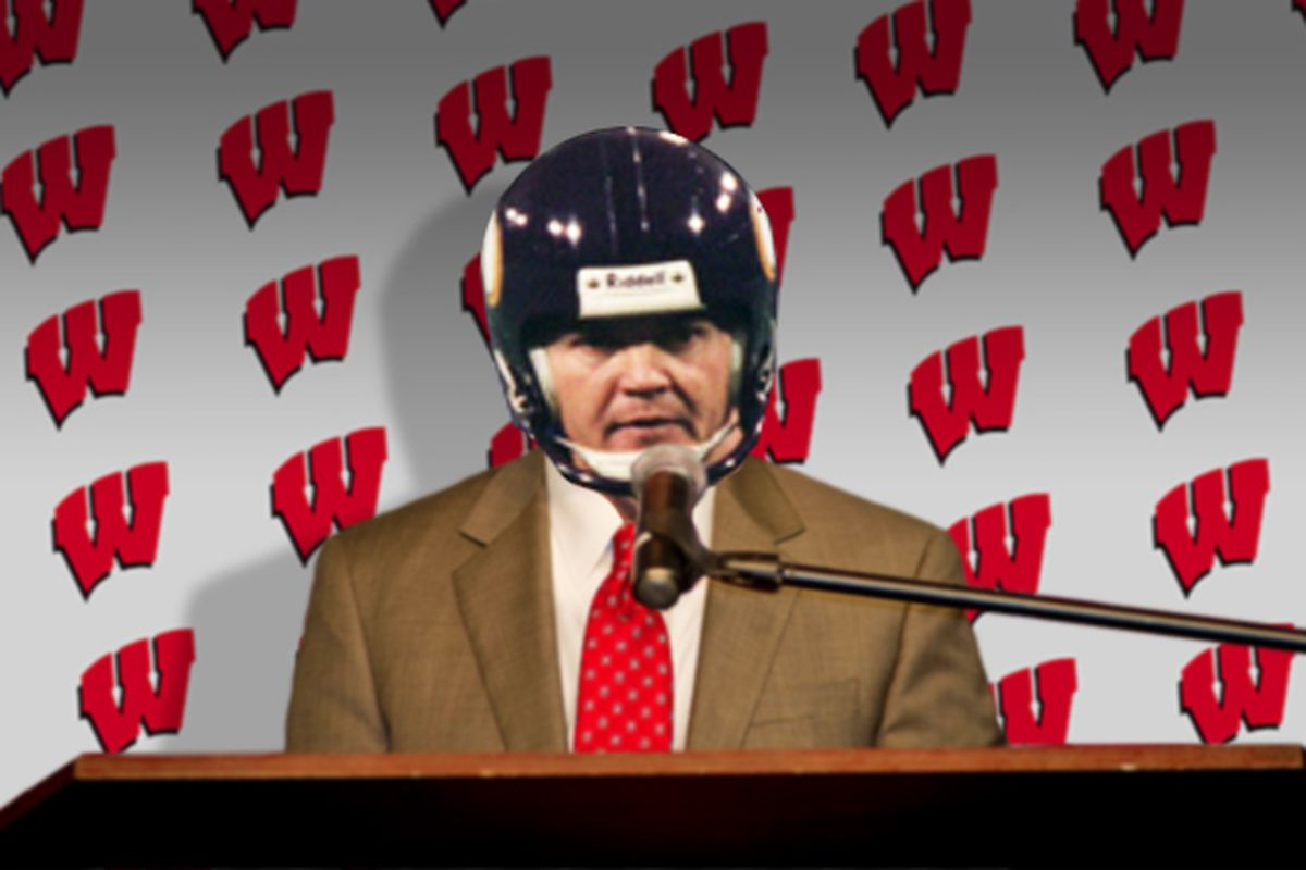 BHGP has put together this mock-up of what Anderson's first press conference will likely look like
