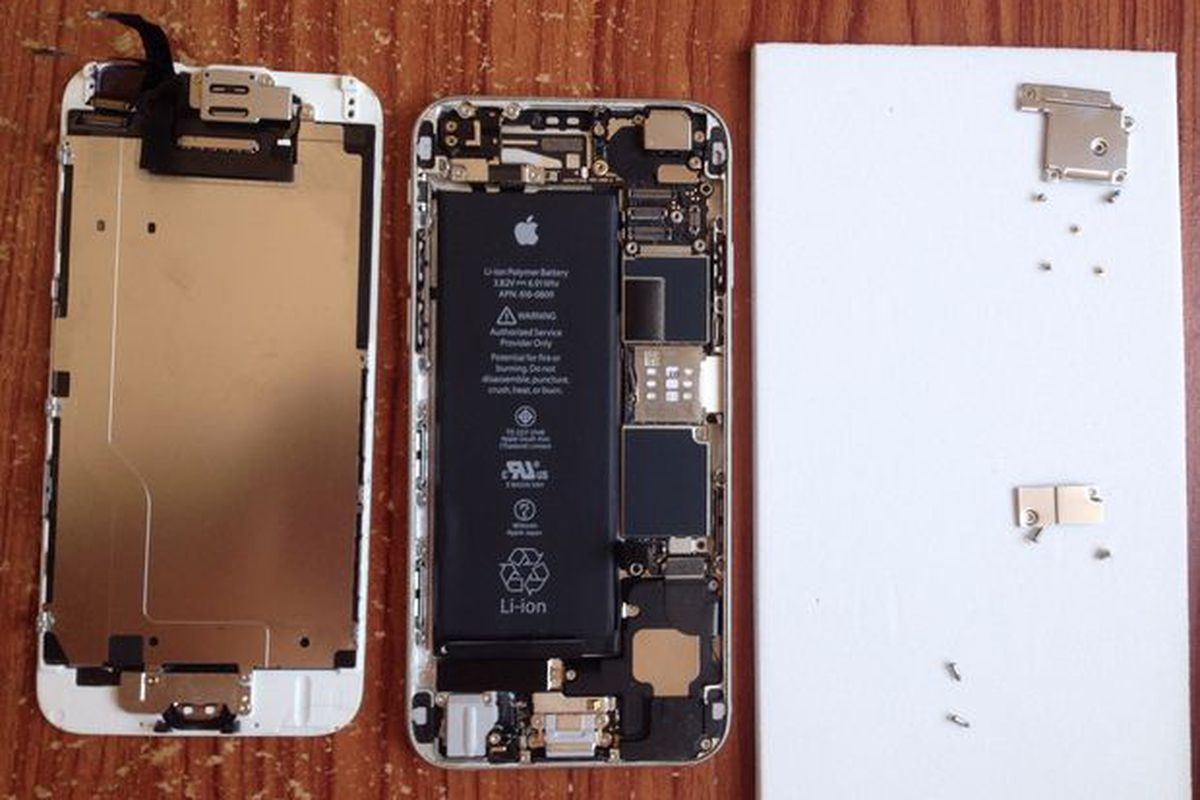 How And Where To Replace Your Old Depreciated Iphone Battery The His Usb Diy Liion Charger Circuit In Project Log Forum