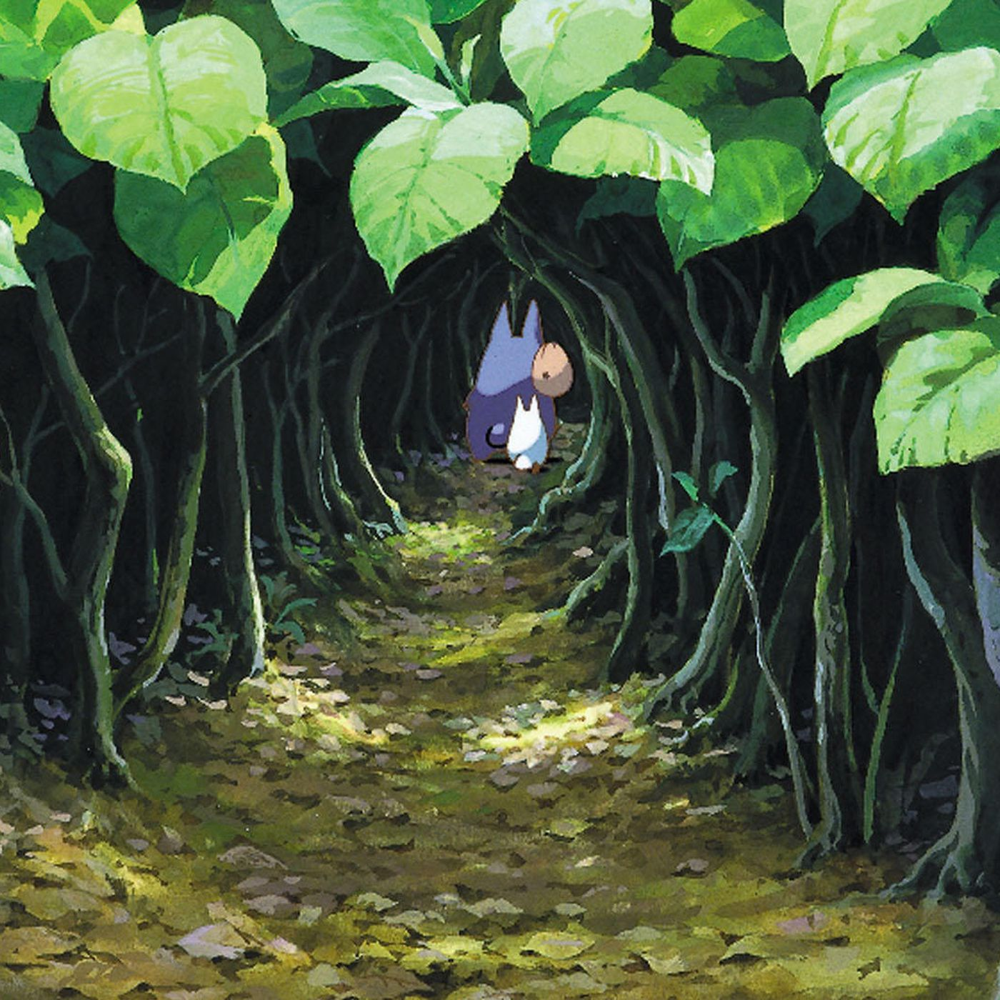 Studio Ghibli Zoom Backgrounds Meetings Turn Work Into Miyazaki
