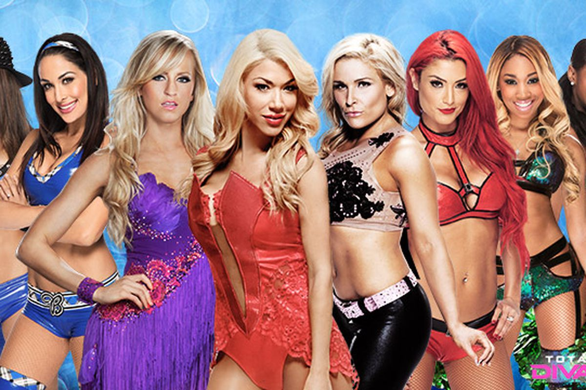 The life of a WWE Diva gets more stressful with every passing season