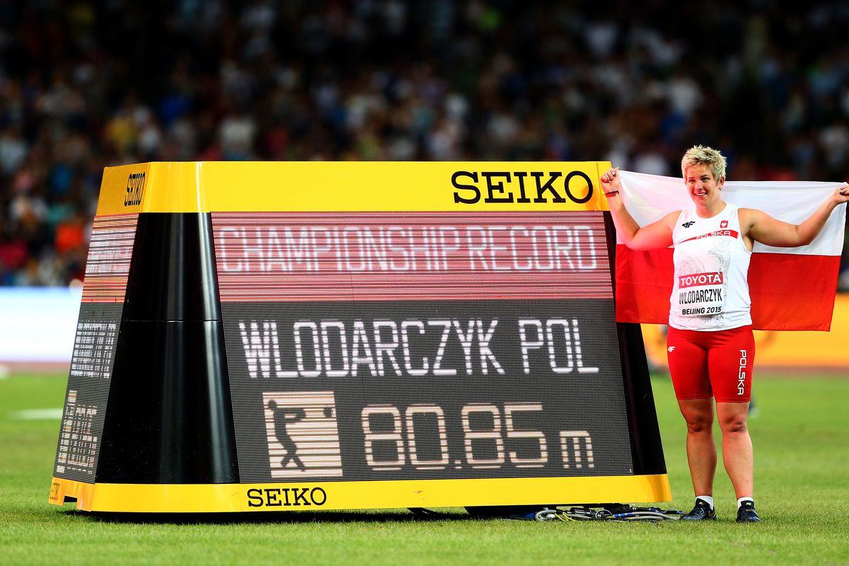 15th IAAF World Athletics Championships Beijing 2015 - Day Six