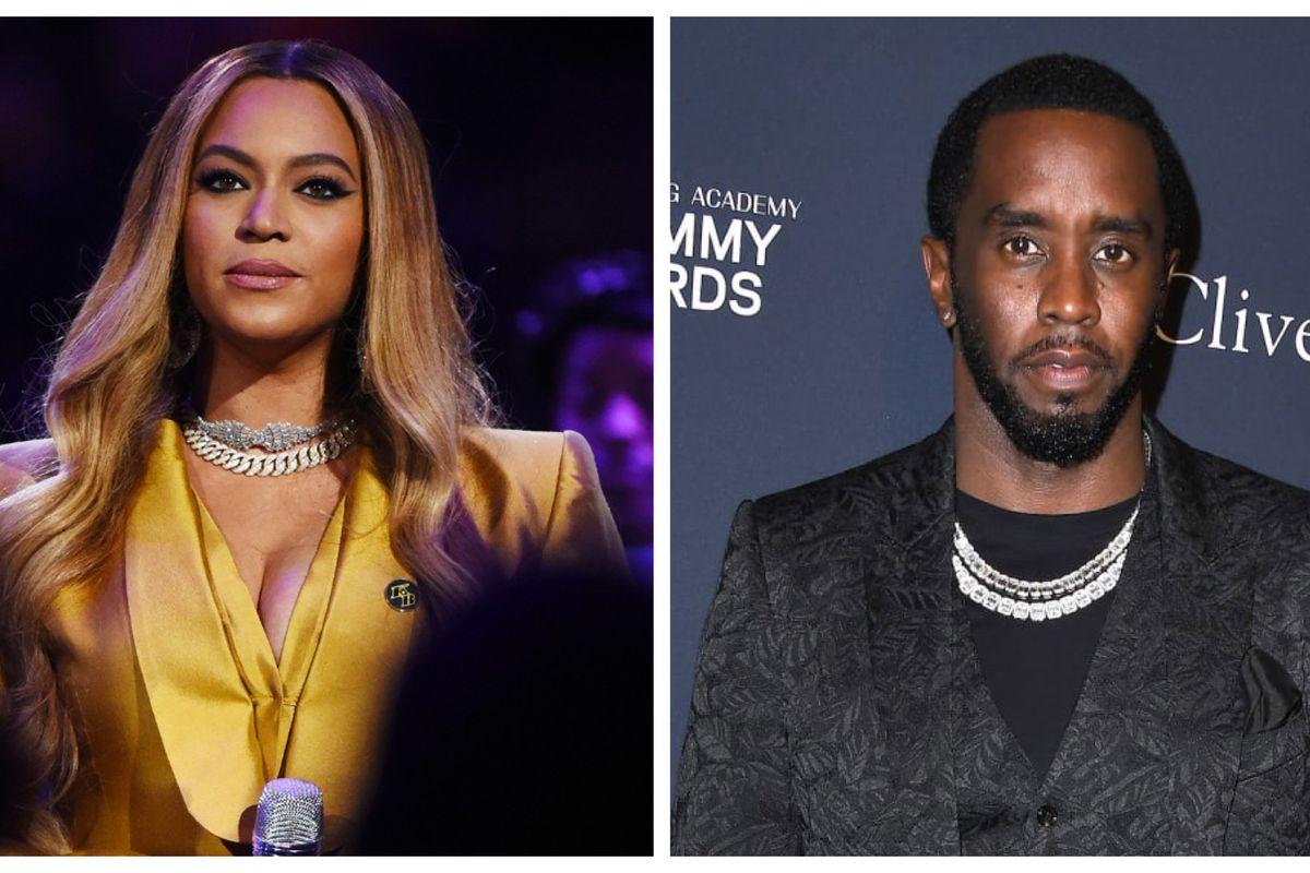 Beyoncé and Diddy