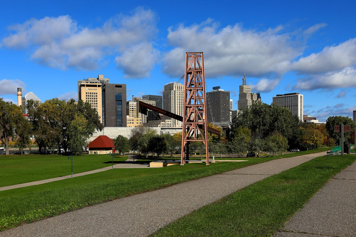 St. Paul Cityscapes And City Views