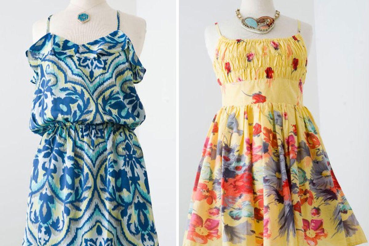 "Imilla Road Dresses via <a href=""http://www.facebook.com/pages/IMILLA-ROAD/109701579075336"">Imilla Road/Facebook</a>"
