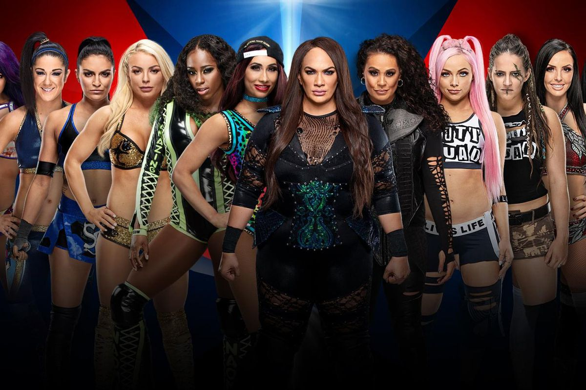 Image result for womens elimination chamber 2019