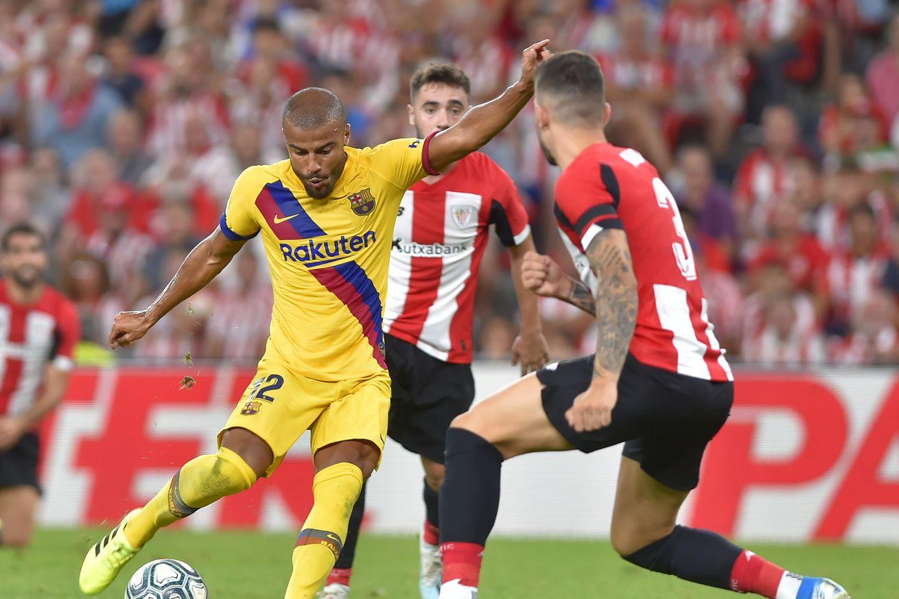 Athletic 1-0 Barça: Recap