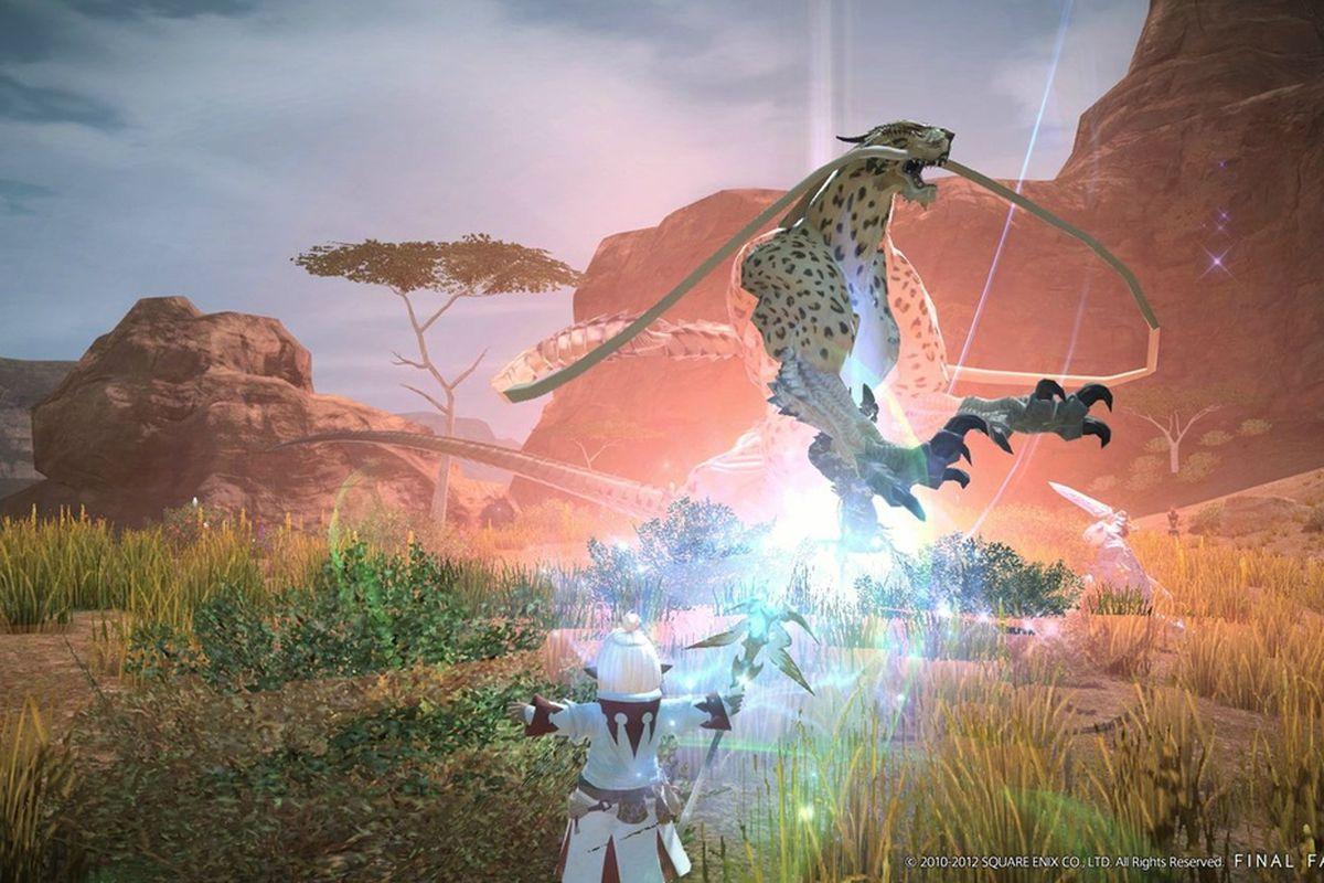 Gallery Photo: Gallery: 'Final Fantasy XIV: A Realm Reborn'