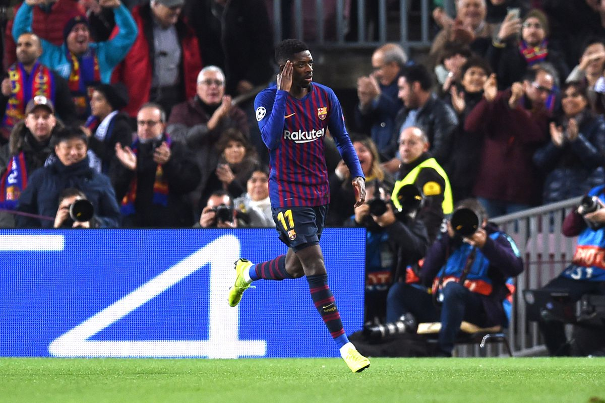 Ousmane Dembele's true colours shining through at Barcelona