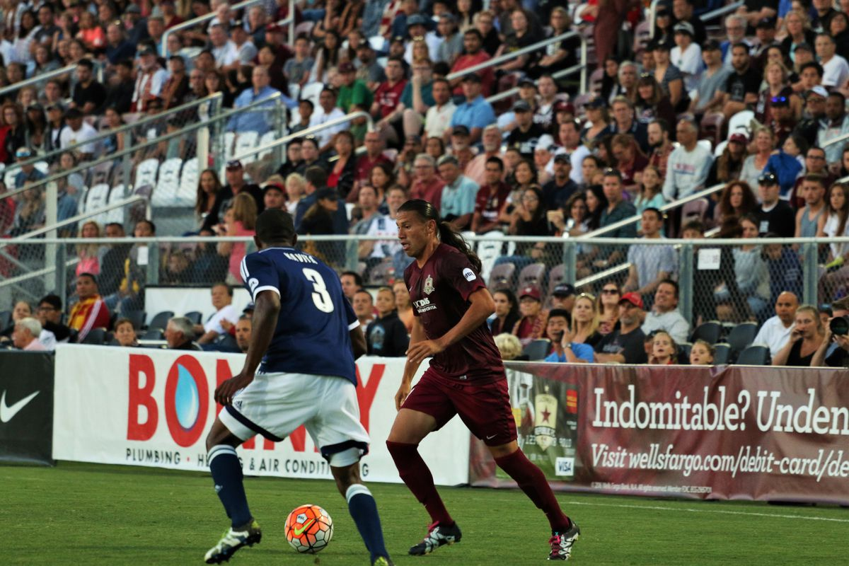 Octavio Guzman and Republic FC have let a few too many points slip away late
