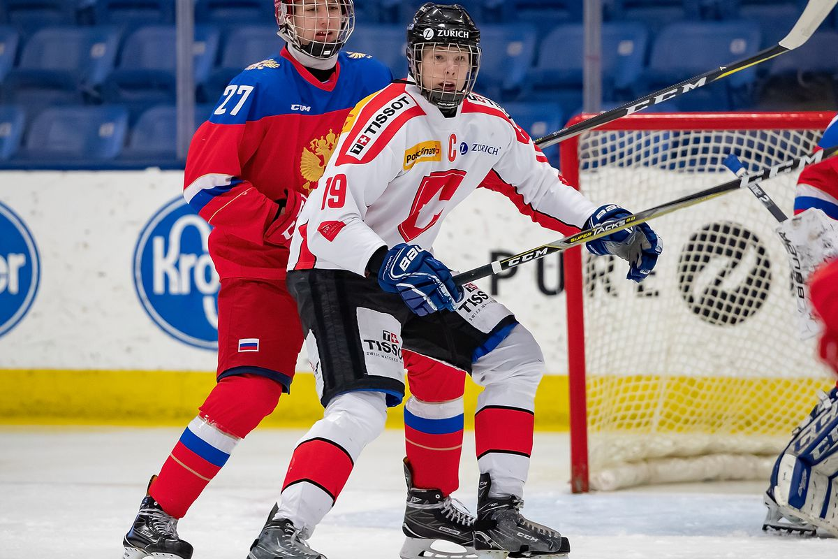 2018 Under-17 Four Nations Tournament - Russia v Switzerland