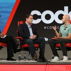 """In his first interview since taking the company public, Spotify CEO Daniel Ek opens up to Kara Swisher and Peter Kafka about the business and the company's controversial #MeToo policy. Watch the full <a href=""""https://www.recode.net/2018/5/31/17397188/full-transcript-spotify-daniel-ek-code-2018"""">video</a> here."""