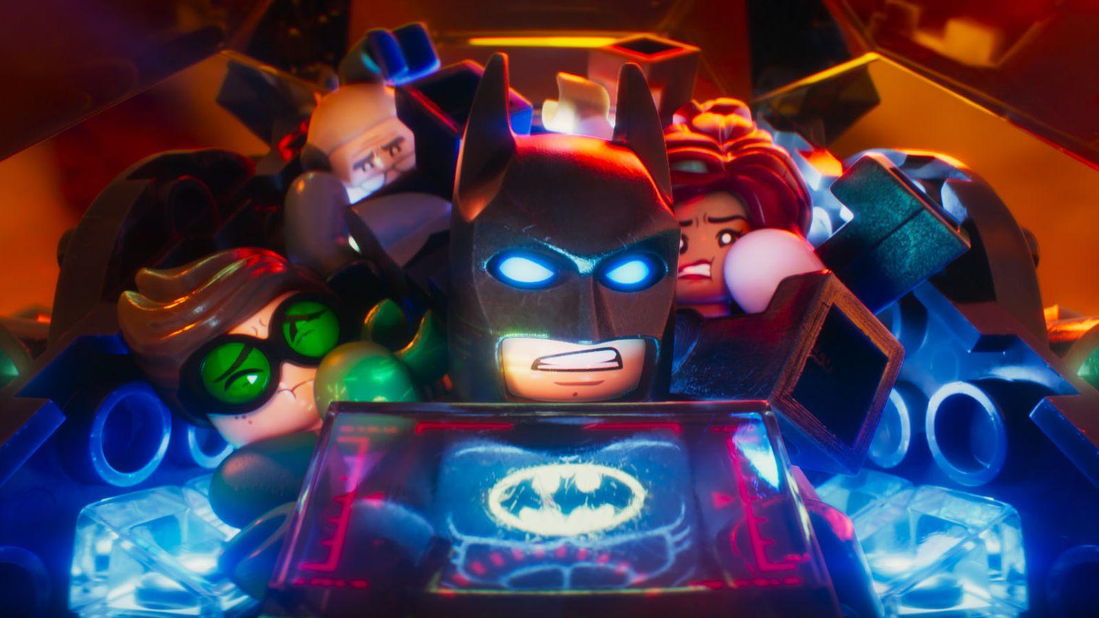 the lego batman movie review the best batman movie since