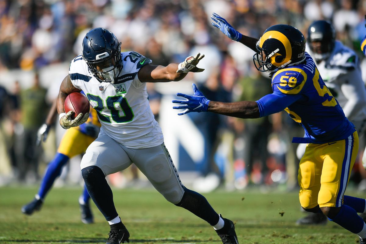 Photo by John McCoy Getty Images. The Seattle Seahawks ... 9b4ecbfff