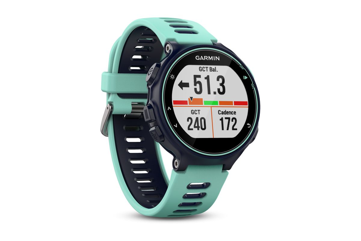 garmin 39 s new forerunner 735xt is an impressive multisport watch the verge. Black Bedroom Furniture Sets. Home Design Ideas