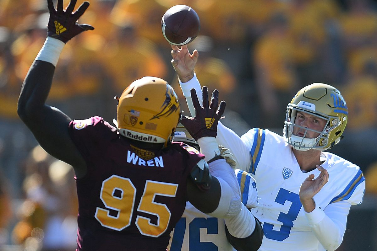 24876a65 The sky seems to be limit for Bengals' DT Renell Wren - Cincy Jungle