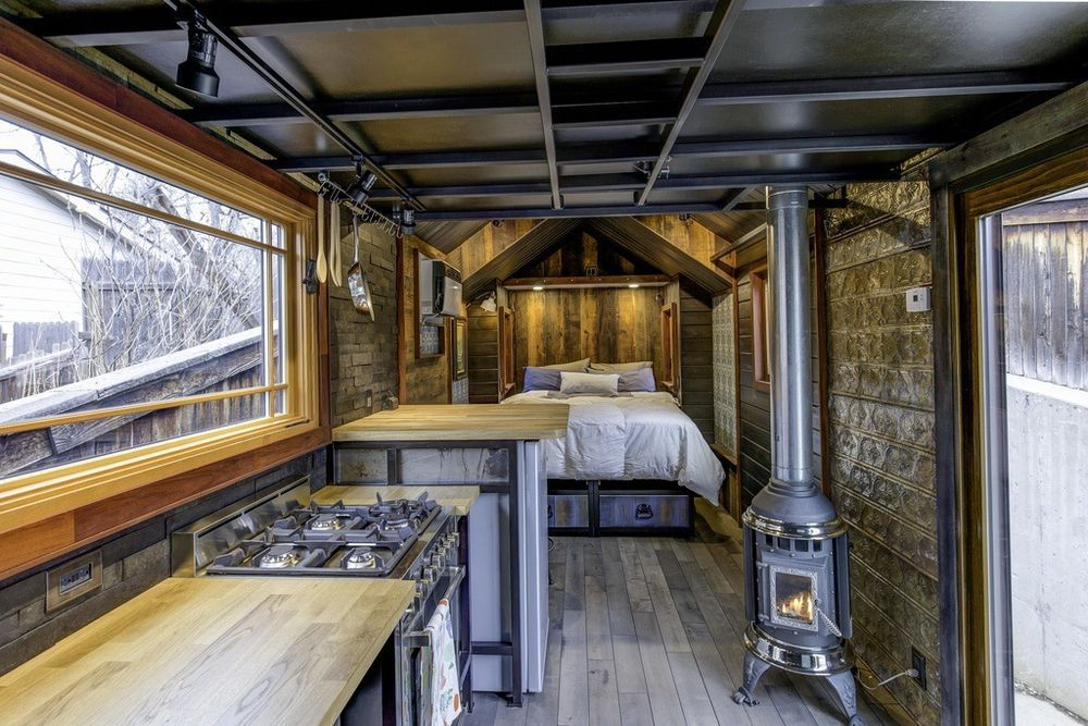 Tiny Houses In 2017 More Flexible Clever Than Ever Curbed,Master Bedroom Paint Color For Small Bedroom Walls