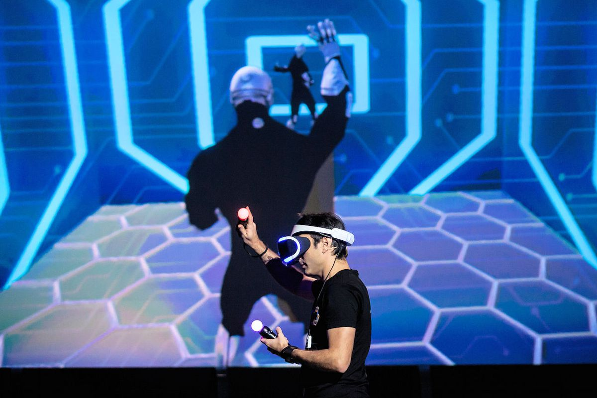 The making of PlayStation VR