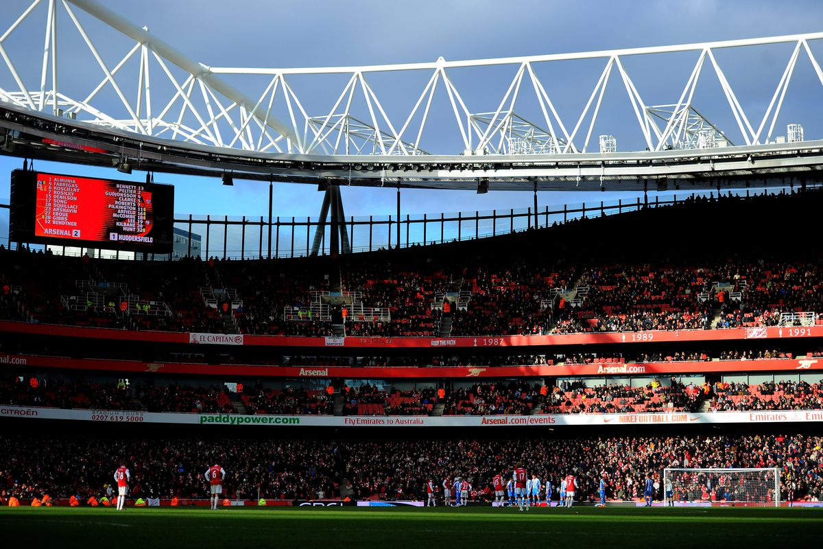 Arsenal v Huddersfield Town - FA Cup 4th Round