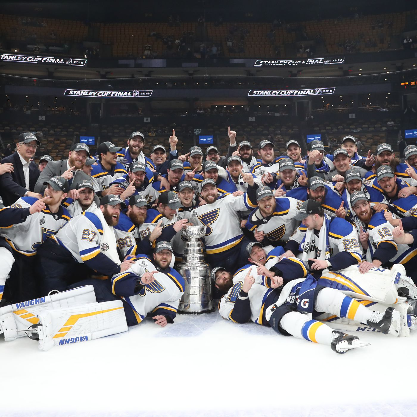 The St Louis Blues Are Stanley Cup Champions St Louis Game Time