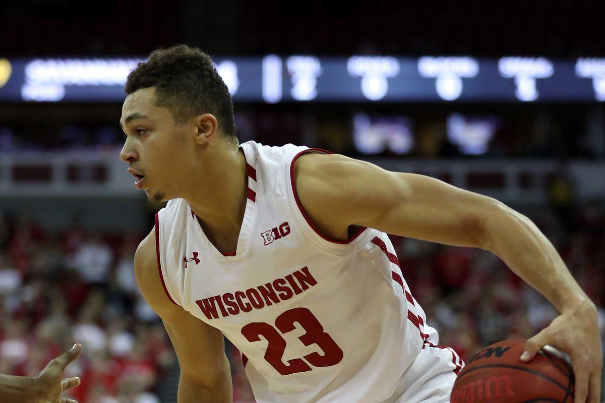 NCAA Basketball: Savannah State at Wisconsin
