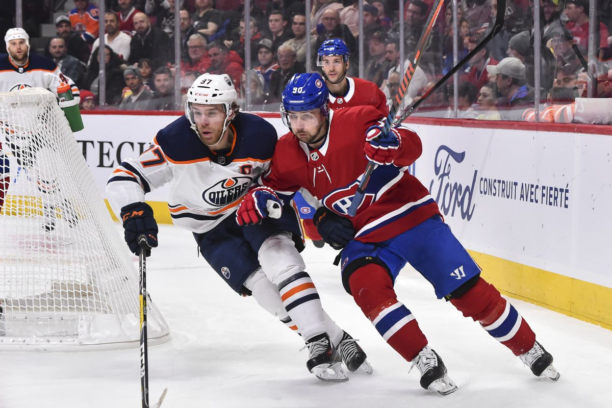 Canadiens Oilers Start Time Tale Of The Tape And How To Watch Eyes On The Prize
