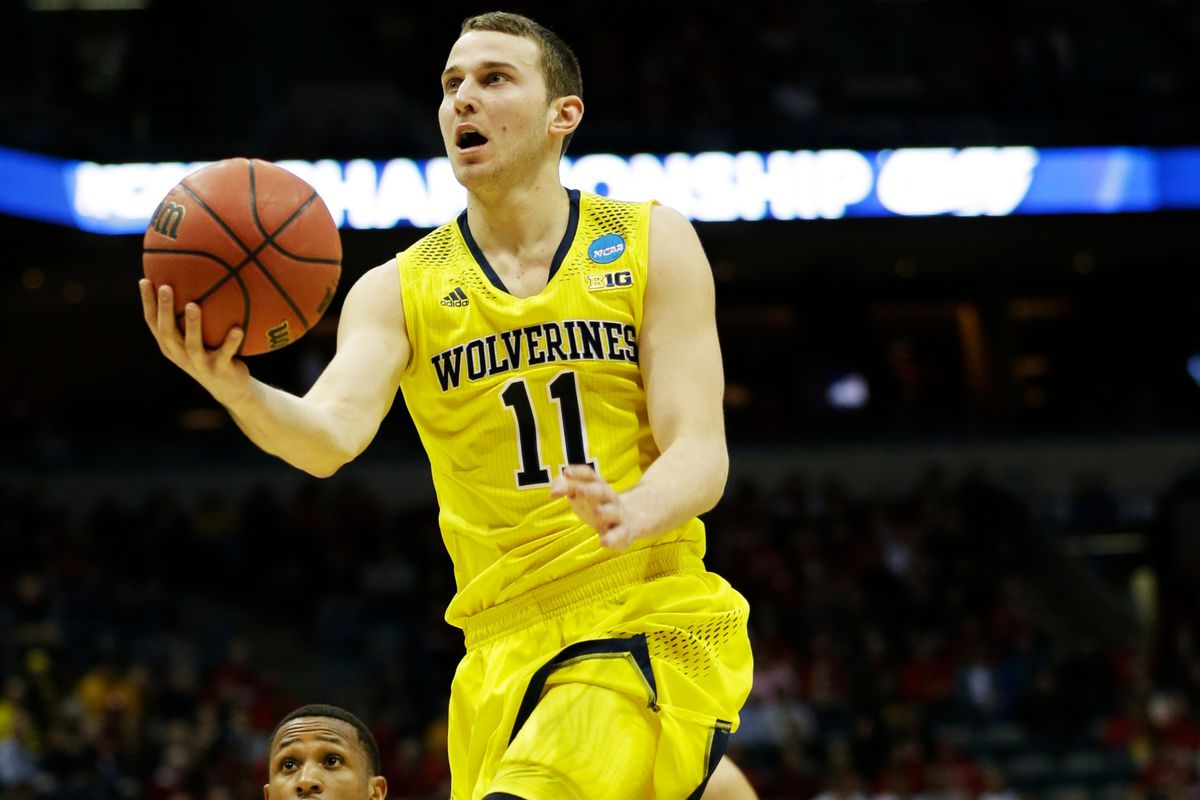 Nik Stauskas is on the Nuggets radar with the 11th pick.