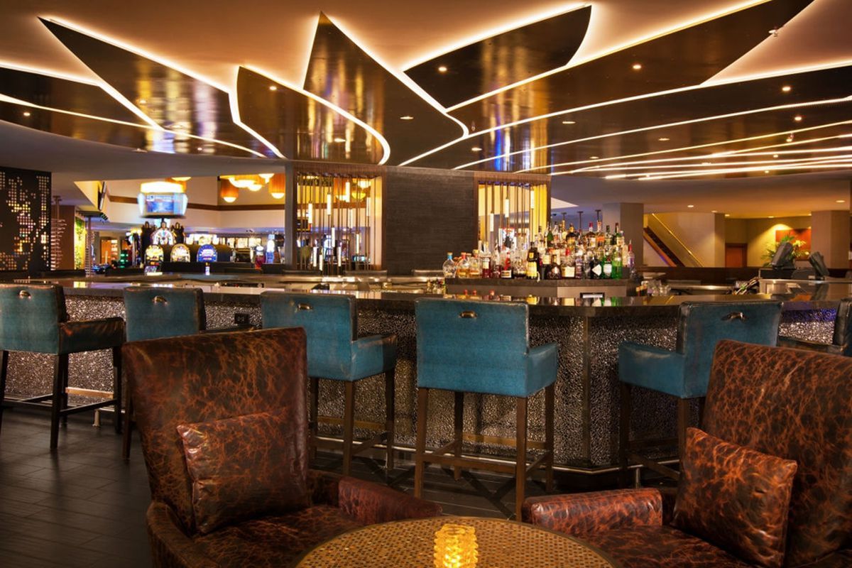 Westin Las Vegas lobby lounge