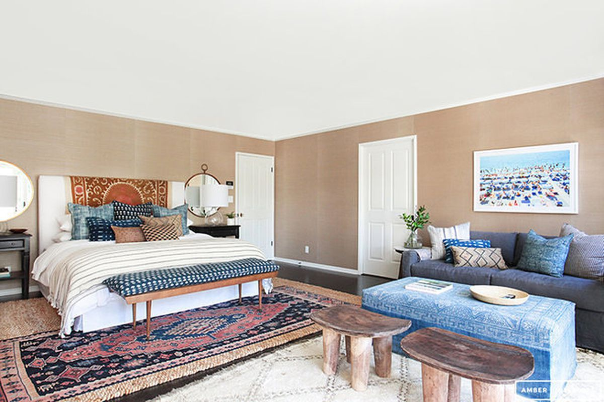 24 small spaces with wonderful maximalist decorating curbed for Interior design agency los angeles