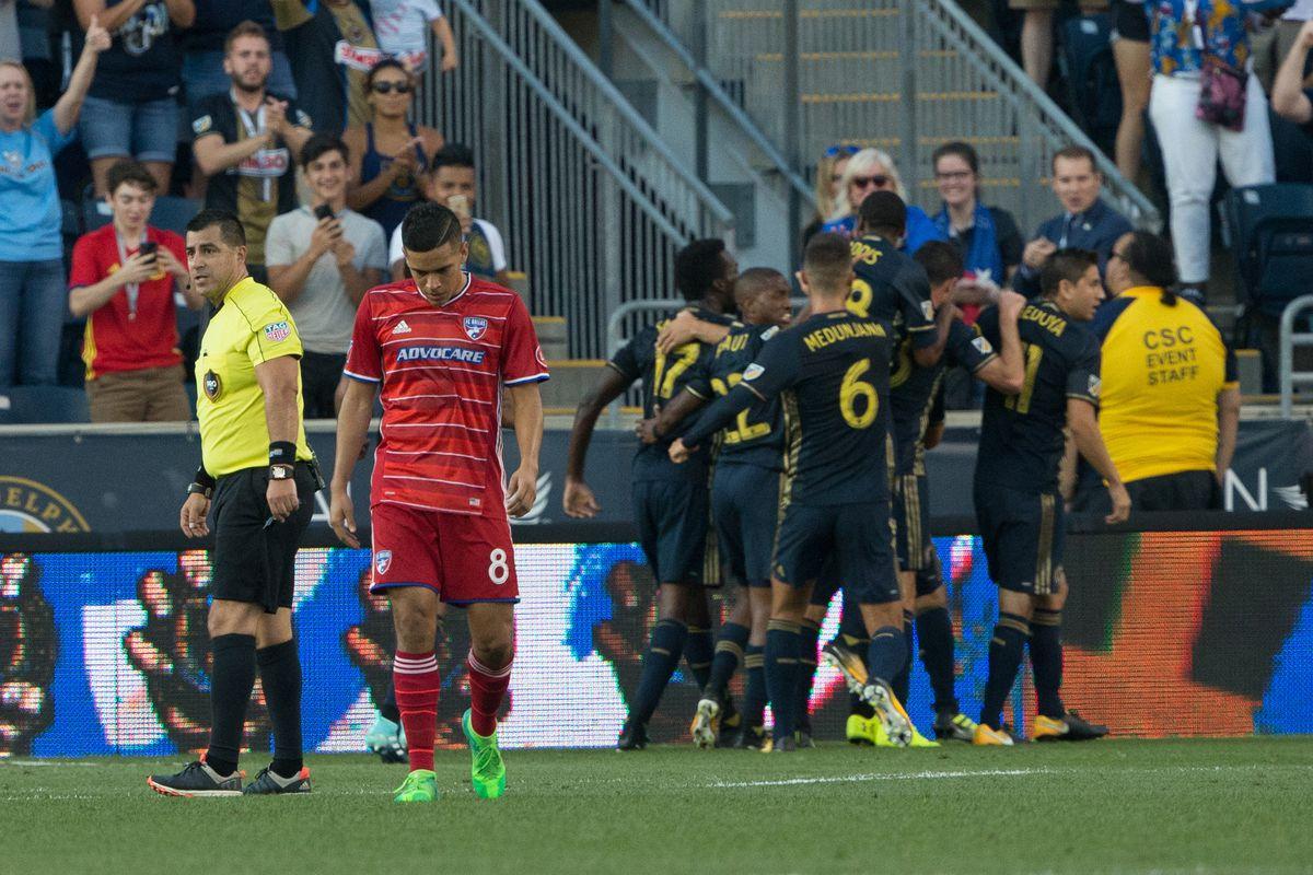 MLS: FC Dallas at Philadelphia Union