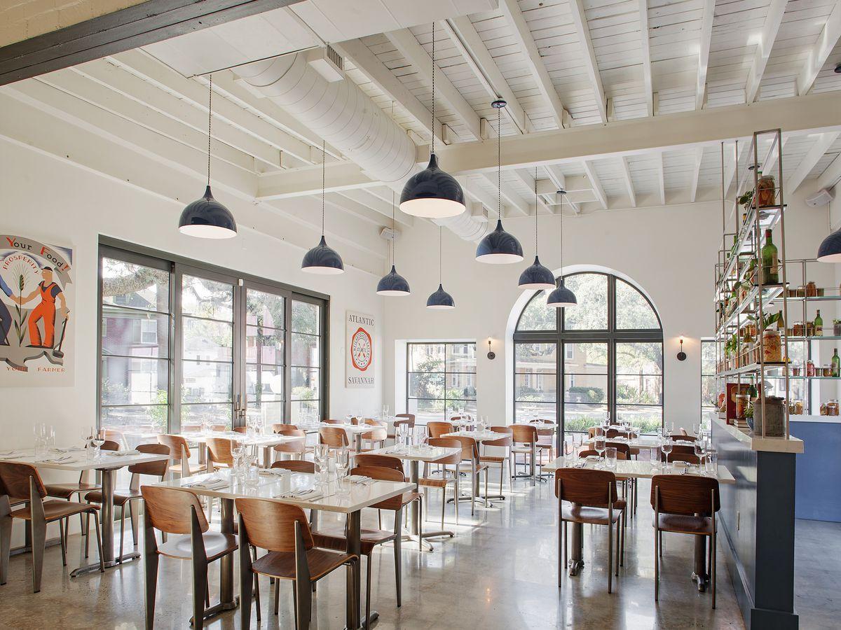 11 Best Restaurants In Savannah Eater Charleston