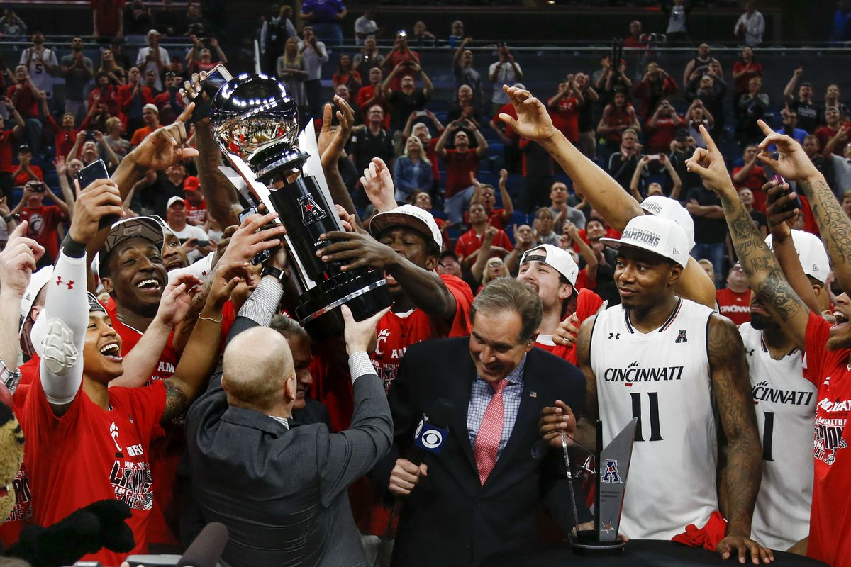 NCAA Basketball: American Athletic Conference Tournament Championship
