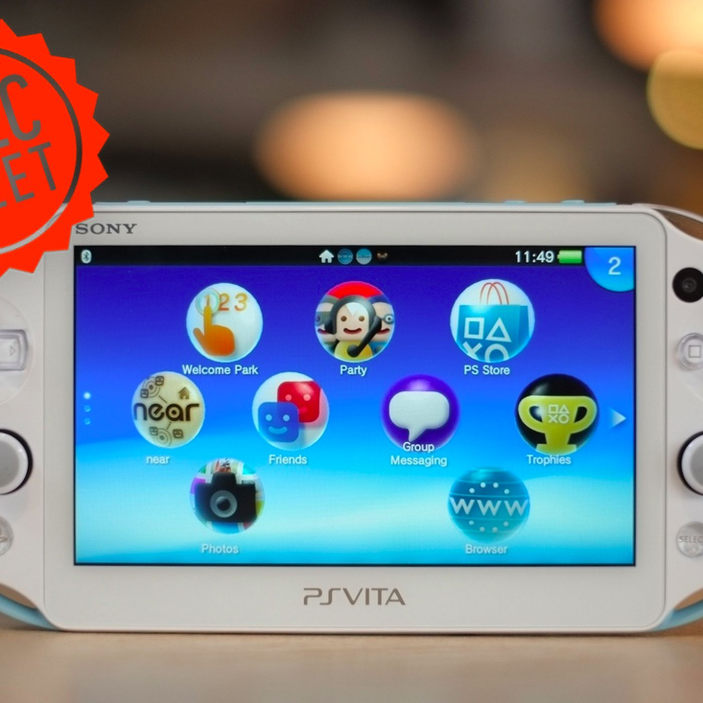 Spec Sheet Sony S Slimmer Playstation Vita Takes On The Top Portables The Verge