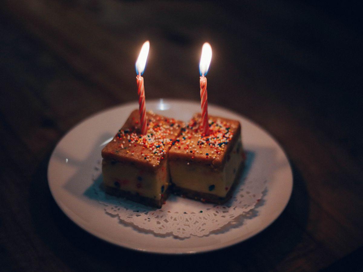 Launderette's birthday cake ice cream sandwiches