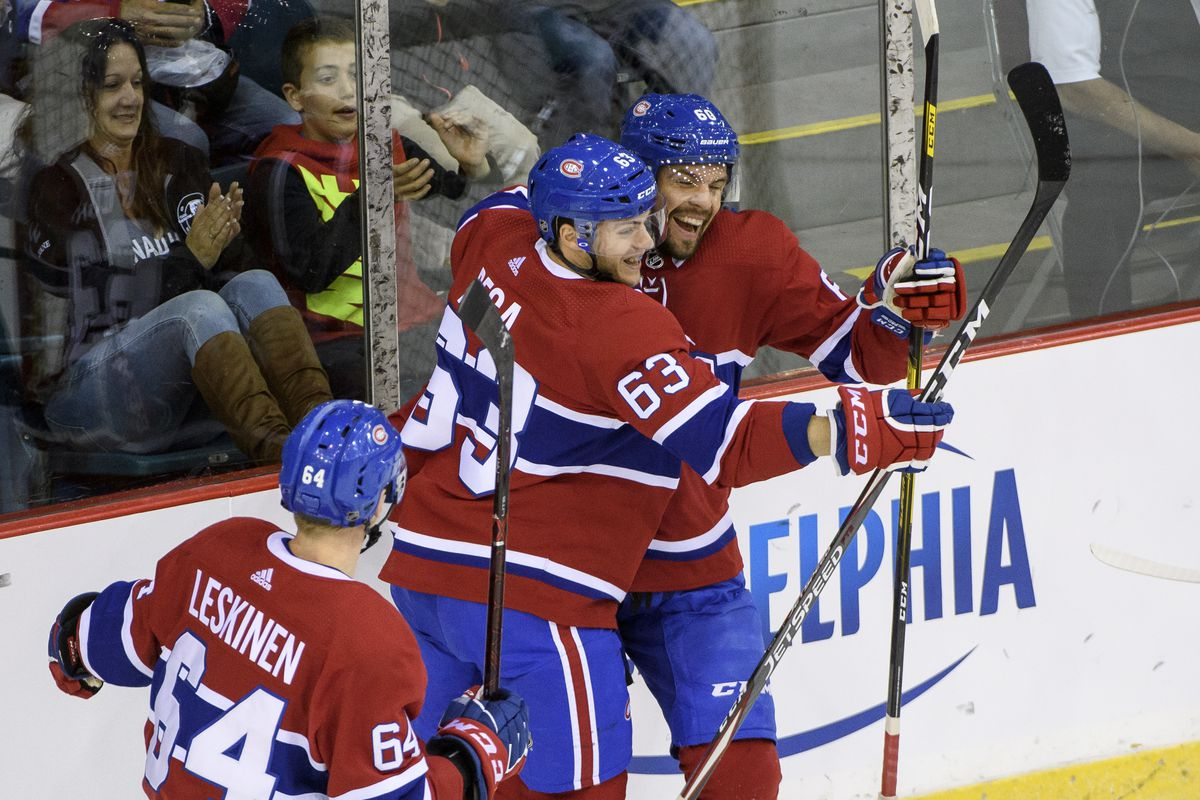 Canadiens vs. Panthers recap: Fourth-line competitors shine in comeback