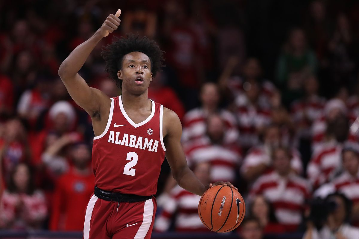 Image result for collin sexton alabama