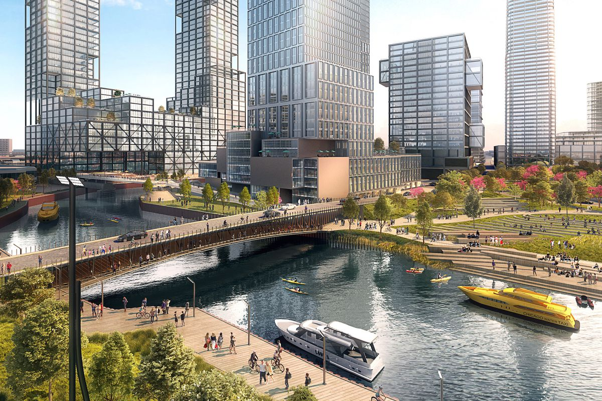 Image result for lincoln yards