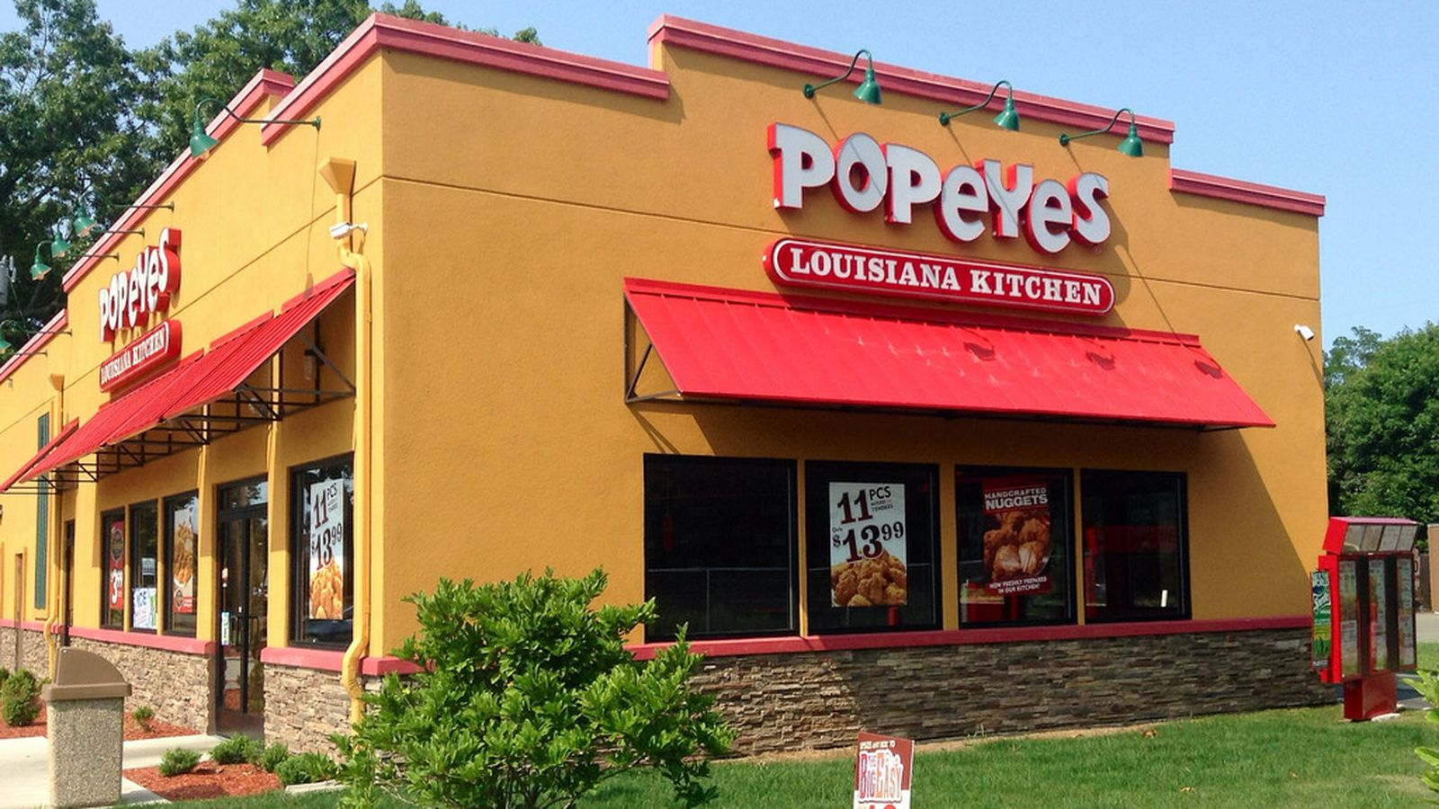 Popeyes is trying to improve its awful service eater for Popeyes louisiana kitchen austin tx