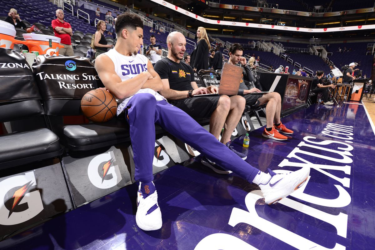 Partnership between Monty Williams, Devin Booker key to Suns season