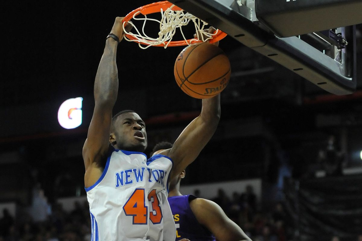 The New York Knicks signed Thanasis Antetokounmpo ...
