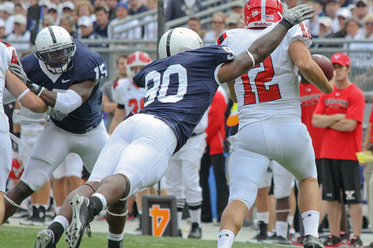 """2010 Penn State vs Youngstown State-59 (via <a href=""""http://www.flickr.com/photos/mikepettigano/5516345910/"""">Mike Pettigano</a>)"""