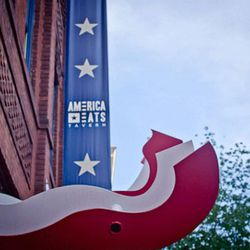 America Eats Tavern opens for lunch and dinner on July 4.