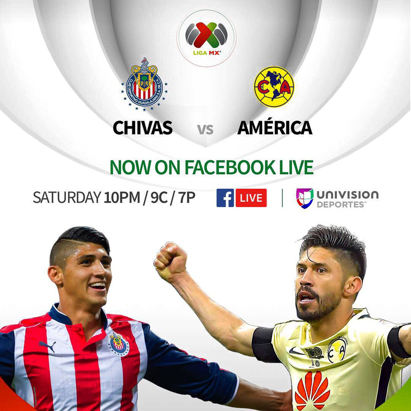 Review: Facebook/Univision's First English LigaMX Broadcast