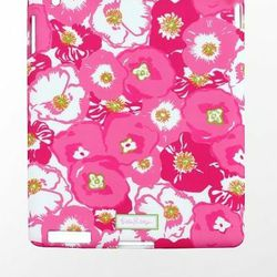 """<a href=""""http://www.lillypulitzer.com/category/Accessories-Shoes/Laptop-iPhone/pc/61/71.uts""""> Lily Pulitzer iPad 2 cover</a>, $30 lilypulitzer.com"""