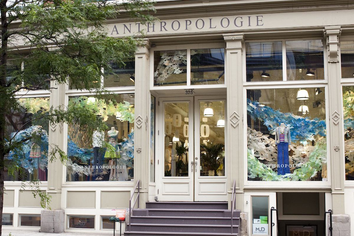Is Anthropologie Closing In Soho Racked Ny