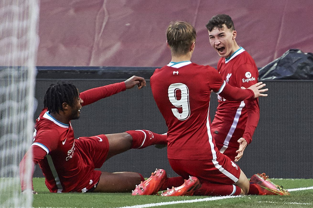 Liverpool U-18s Advance to FA Youth Cup Final