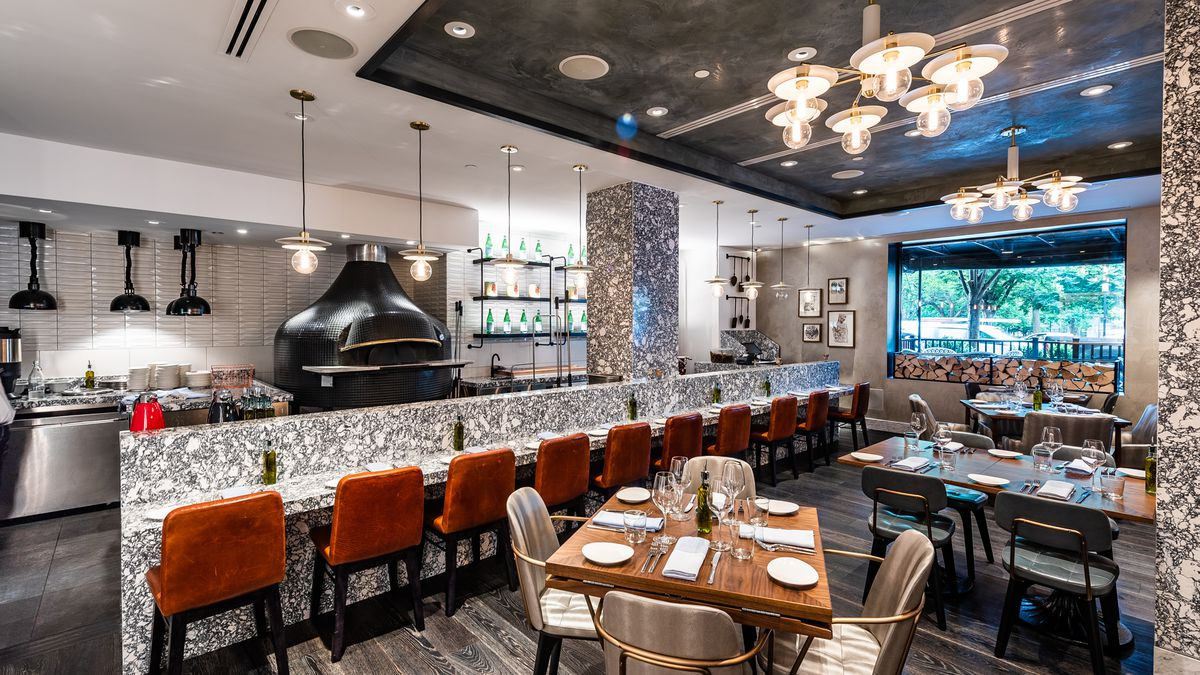Via Sophia Italian Restaurant Opens In The Hamilton Hotel